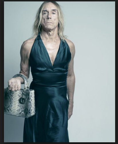 Bollocks to the Queen. Happy 70th Birthday Iggy Pop