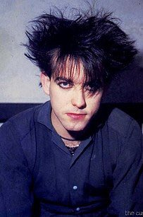 Happy 58th birthday to Robert Smith
