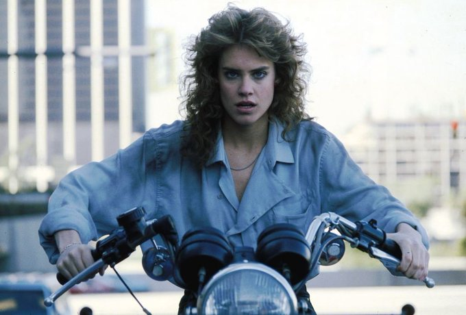 Happy birthday Catherine Mary Stewart!