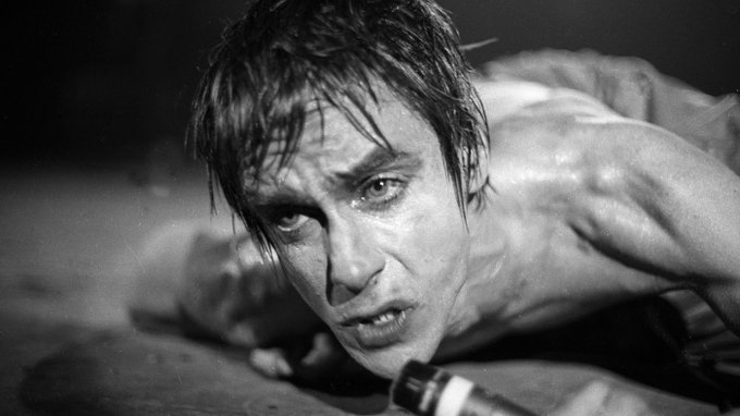 Happy birthday, Iggy Pop! Leathery lizard king and musical icon still kicking out raw power. Huge inspiration.