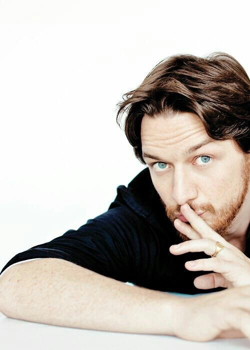 Happy birthday to the love of my life james mcavoy