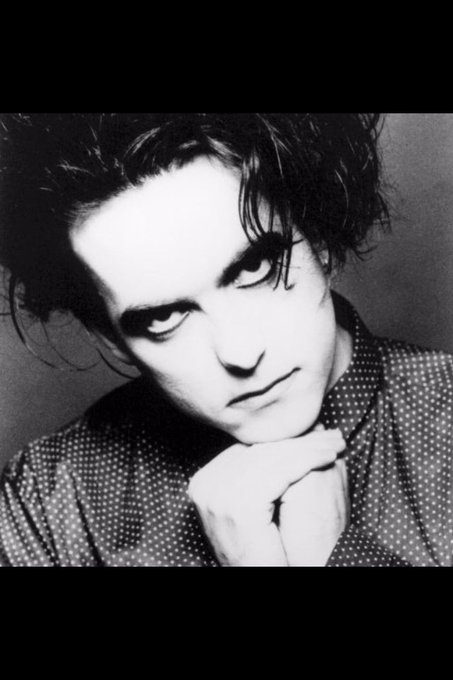 Happy birthday to my actual dad, Robert Smith! Long live The Cure!