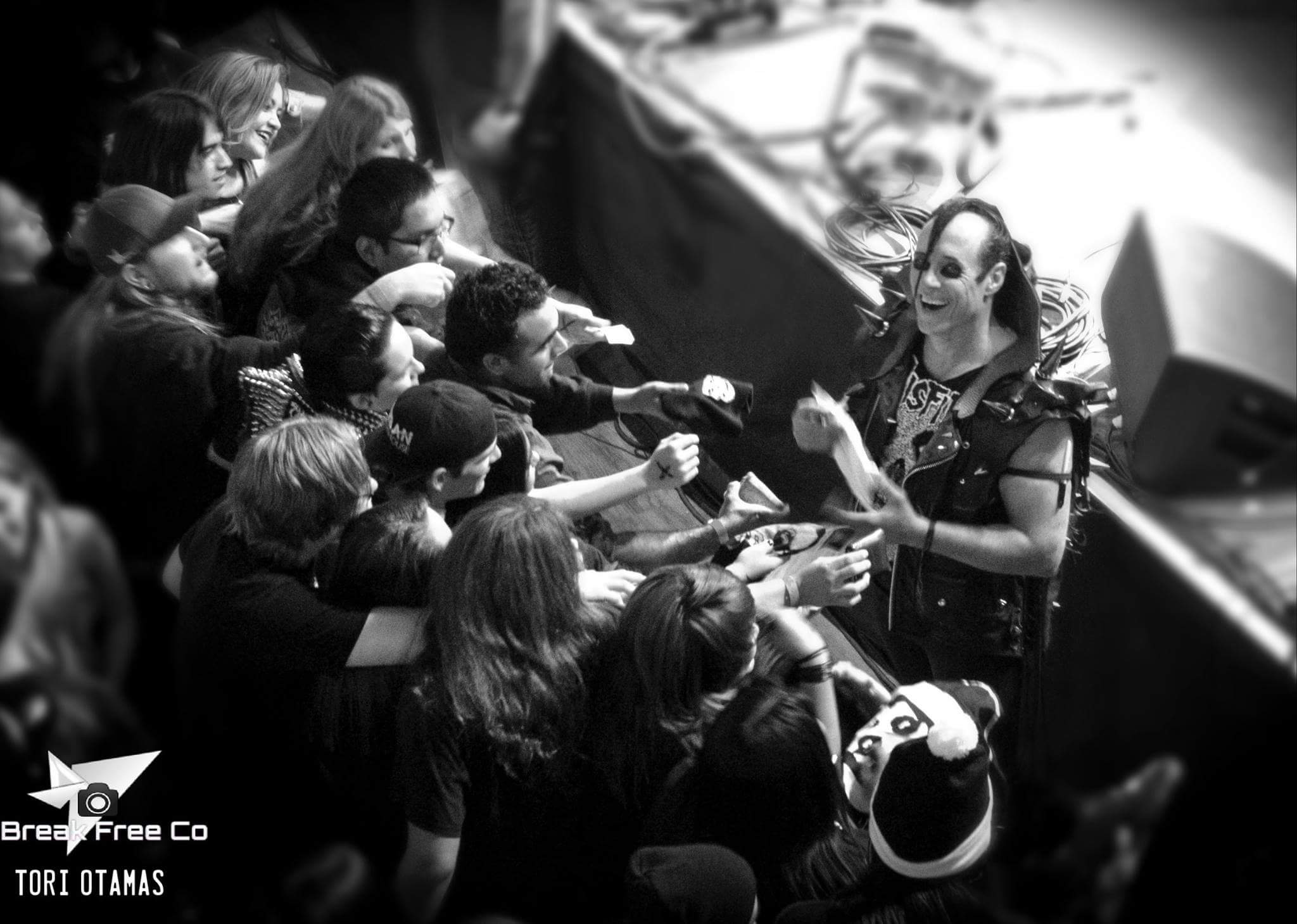 Happy birthday to friend, legend, & inspiration.. Jerry Only