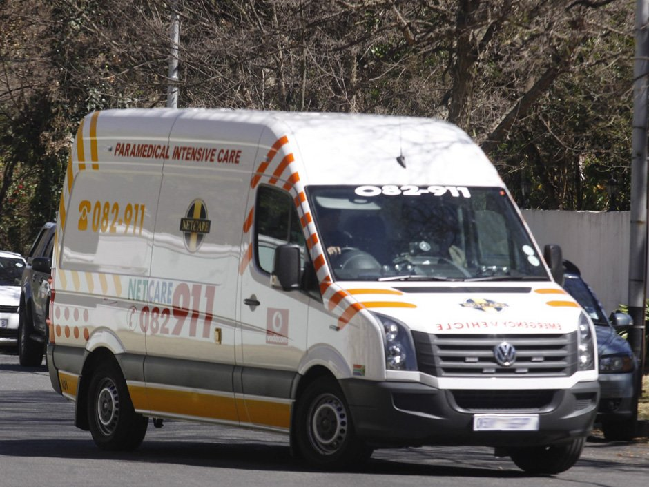 Minibus carrying students collides with truck in South Africa, killing 20 young children