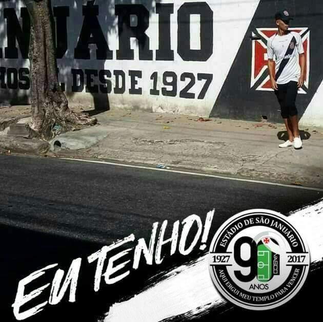 #SãoJanuário90Anos
