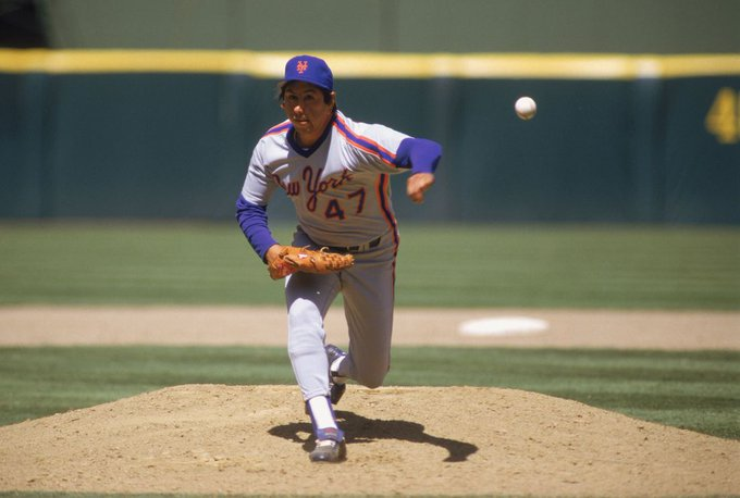 Happy \80s Birthday to Jesse Orosco, who pitched for pretty much everyone.
