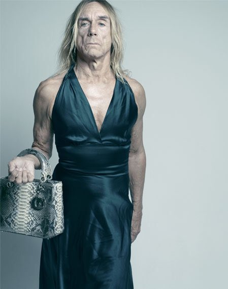 Happy birthday Iggy Pop. Most of my favorite things come from you.