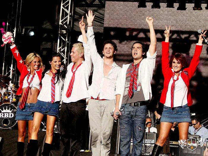 RBD LIVE IN BRASILIA 9 AÑOS