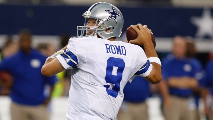 Happy Birthday Tony Romo!