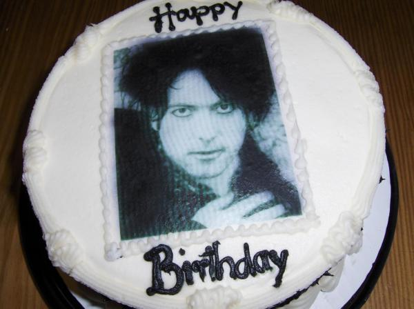 Happy birthday, Robert Smith