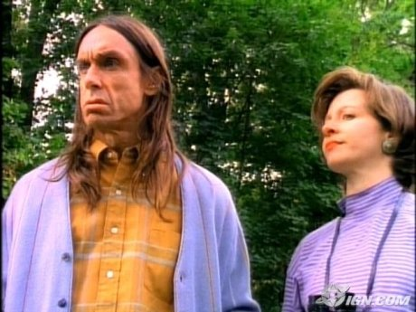 Happy birthday to Iggy Pop, a hard core artist and my favorite tv dad.