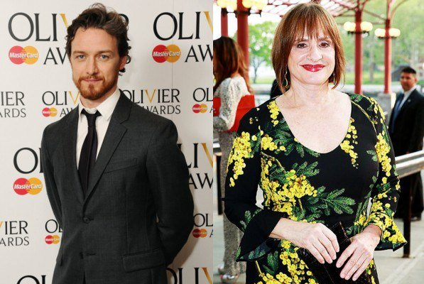 April 21: Happy Birthday James McAvoy and Patti LuPone