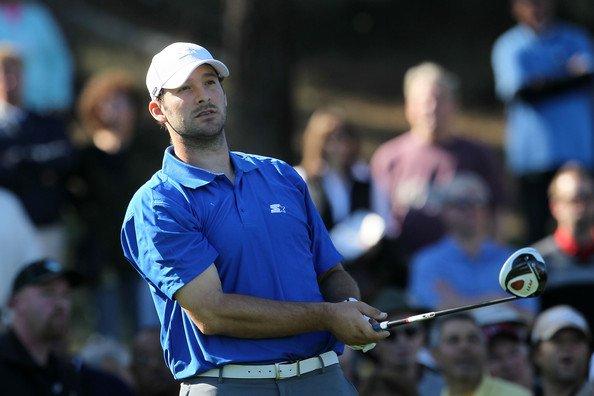 Wishing scratch golfer and former QB Tony Romo a happy birthday today!