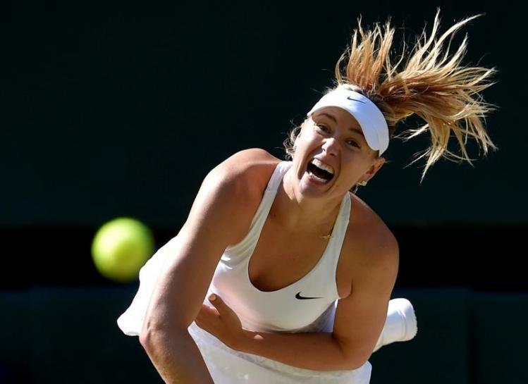 Sharapova should not get French Open wildcard, says rival Radwanska https://t.co/ynQOOK2Se2 https://t.co/pdmB0x20mV
