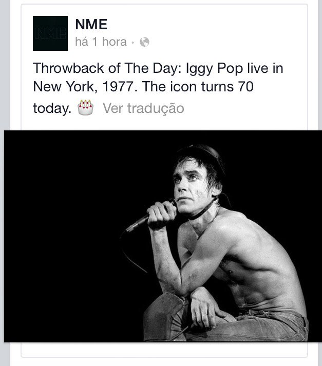 Happy Birthday, Mr. Iggy Pop!!!