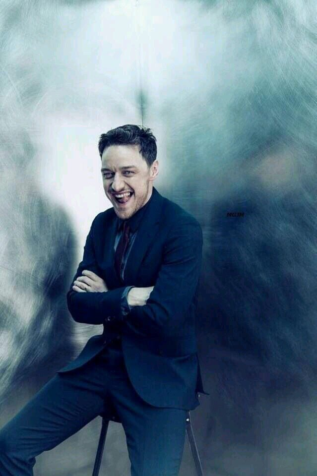Happy 38th Birthday to my one of the favorite men James McAvoy!