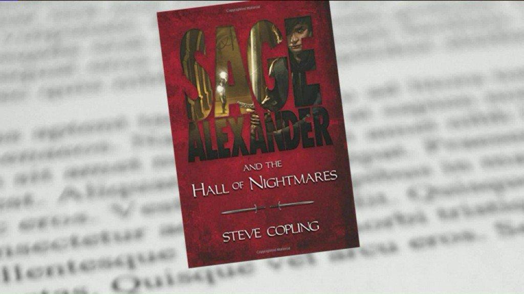 """Author, publicist talk """"Sage Alexander"""" bookseries"""