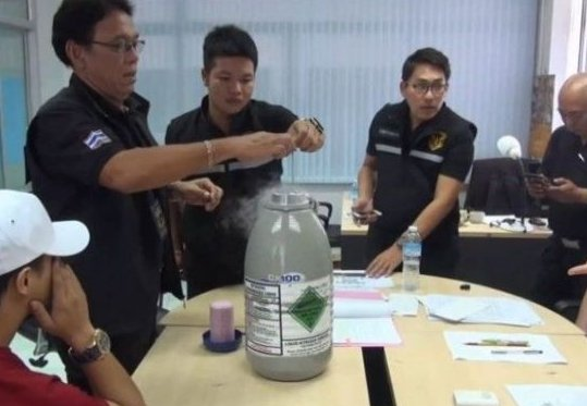 Thai man arrested over suspected smuggling of semen into Laos