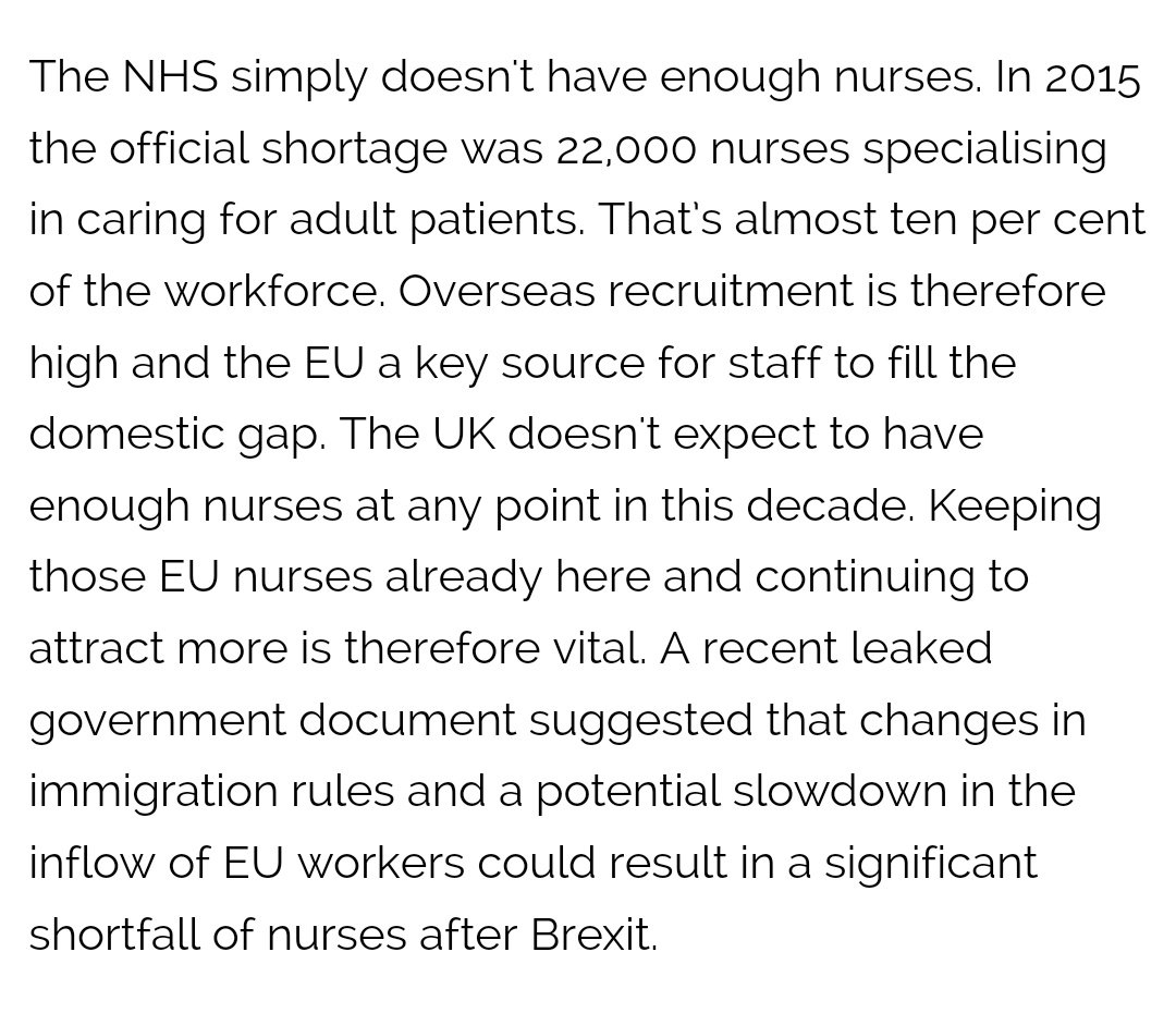 The Brexit threat to the NHS - part 2,547 https://t.co/ws8bwiZPb4 https://t.co/AhVoh4DIty