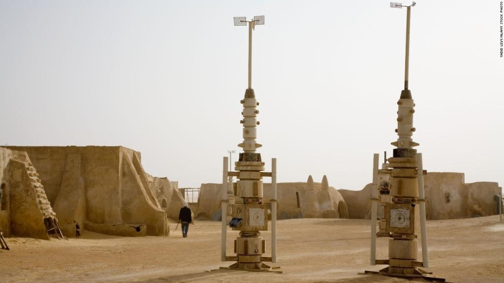 New technology brings 'Star Wars'-style desert moisture farming a step closer to reality