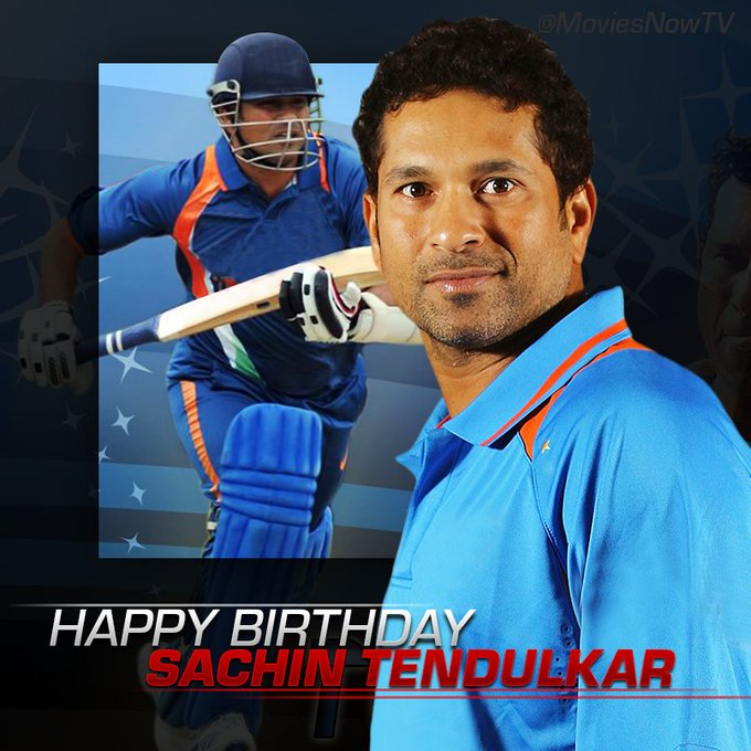 Happy Birthday, Sachin Tendulkar! I just keep it simple. Watch the ball and play it on merit.