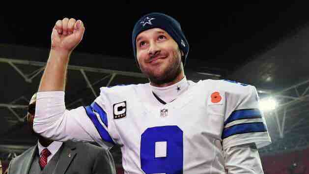 Happy birthday to one of the best QBs of all-time, Tony Romo!!!