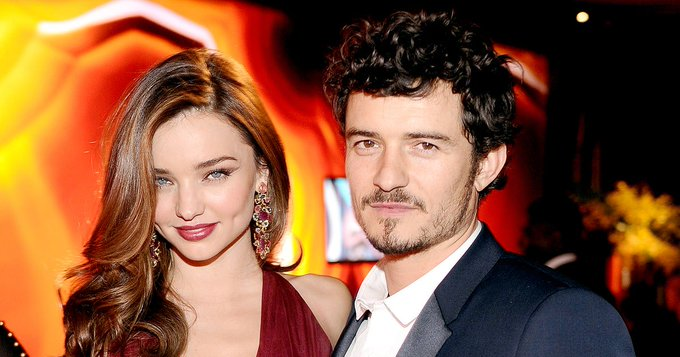 Orlando Bloom Wishes \Amazing\ Ex-Wife Miranda Kerr Happy Birthday