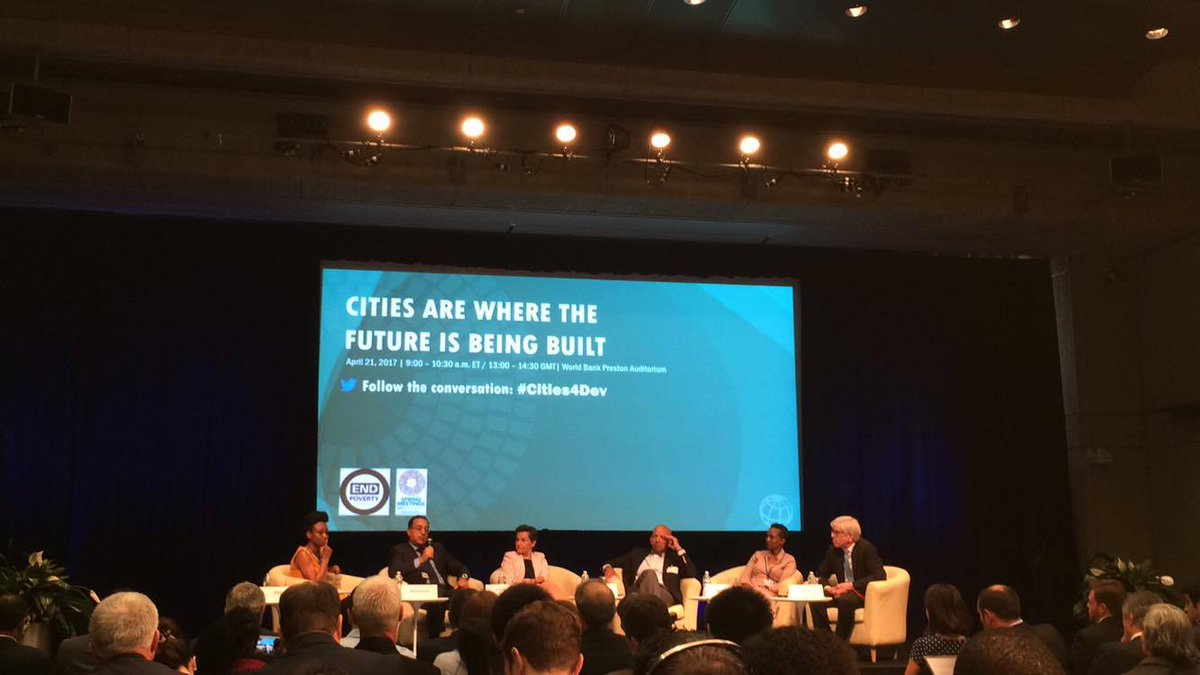 #cities4dev