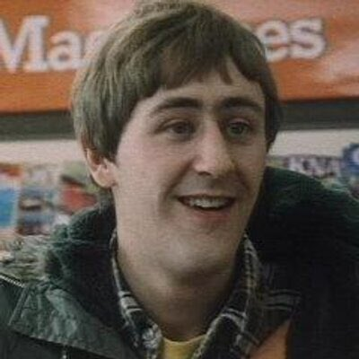 A very happy birthday to actor Nicholas Lyndhurst 56 yesterday