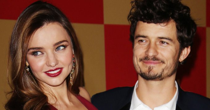 Orlando Bloom Shared A Stupid Sweet Post For Ex Miranda Kerr\s Birthday