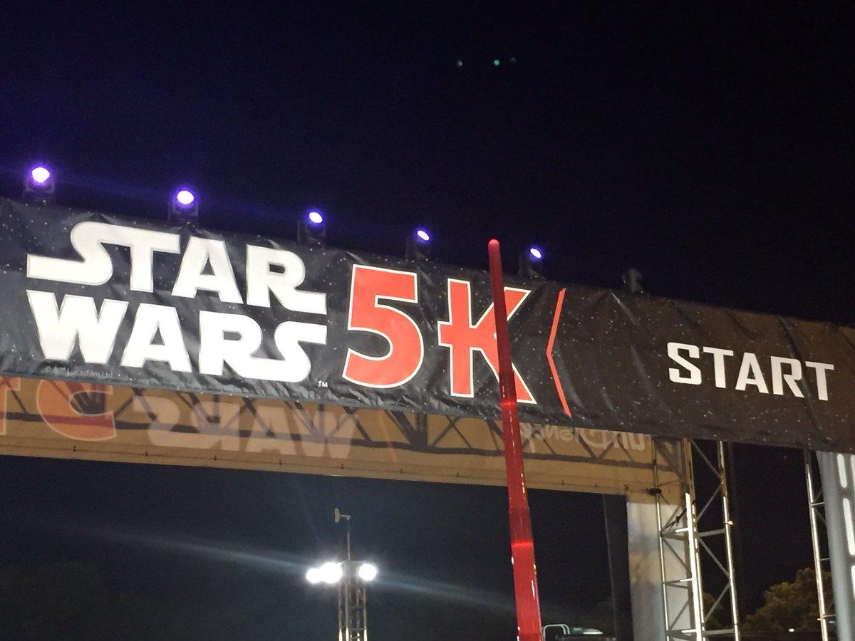 #StarWars5K
