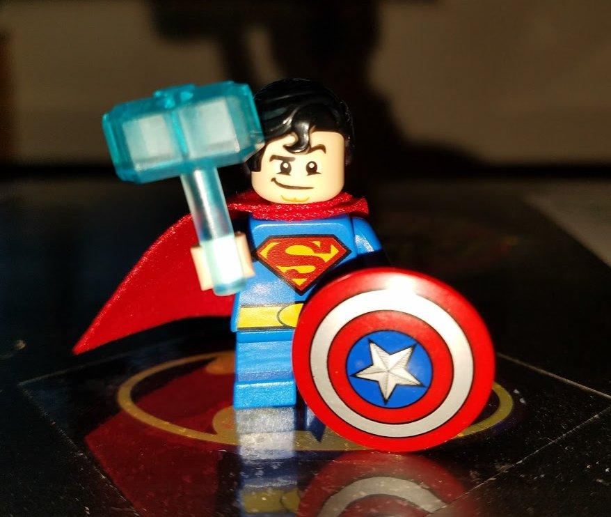 RT @CBNostalgia: Ok, now im just goofing off...#Superman https://t.co/qAQ7otd6dr