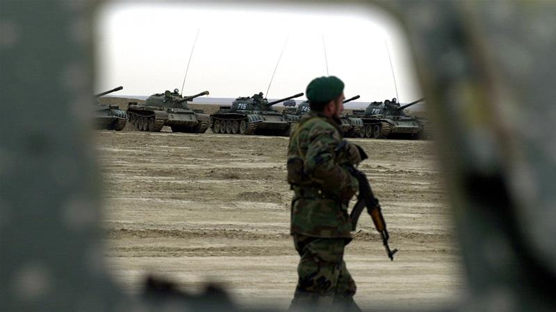 Taliban attacks key military base in north Afghanistan