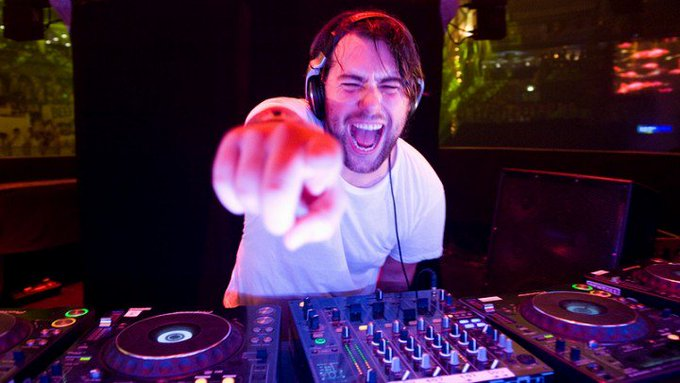 Happy birthday Sebastian Ingrosso