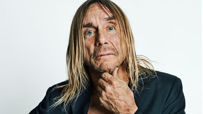 Happy Birthday dear Iggy Pop!
