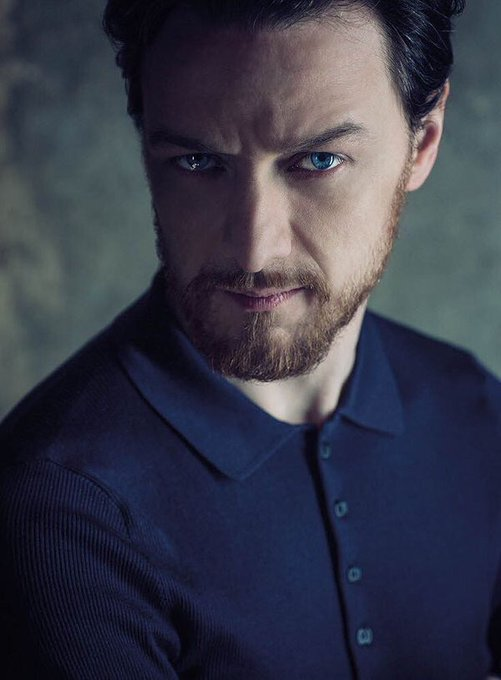 HAPPY BIRTHDAY TO THE LOVE OF MY LIFE. Thanks for being great, James McAvoy. I love you