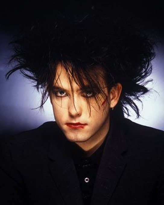 Happy Birthday Robert Smith of The Cure!