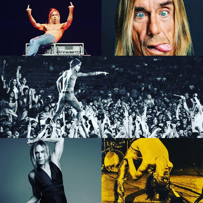 Happy Birthday to Iggy Pop!