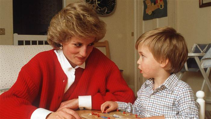 Prince Harry on losing Princess Diana: 'You never get over it.' https://t.co/7bbDFrBM5k