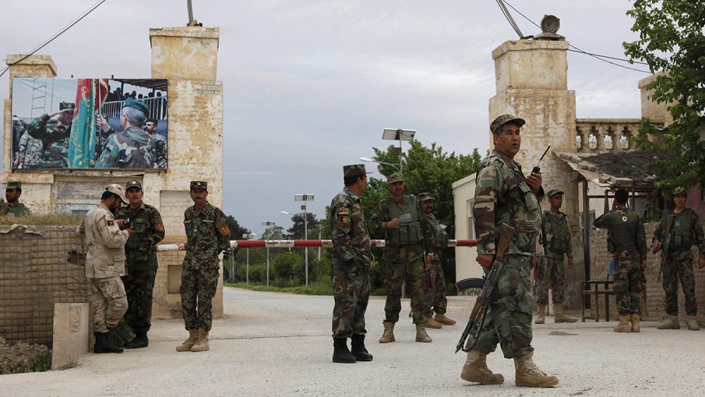 Taliban kill dozens at Afghan army HQ
