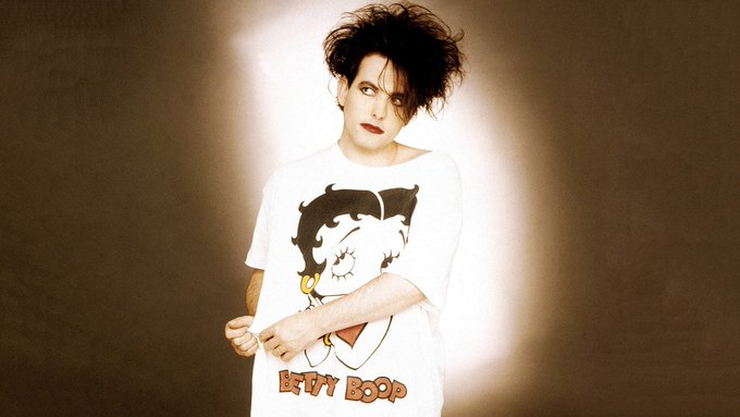 Happy birthday Robert Smith! In 2004, he walked us through the Cure\s discography