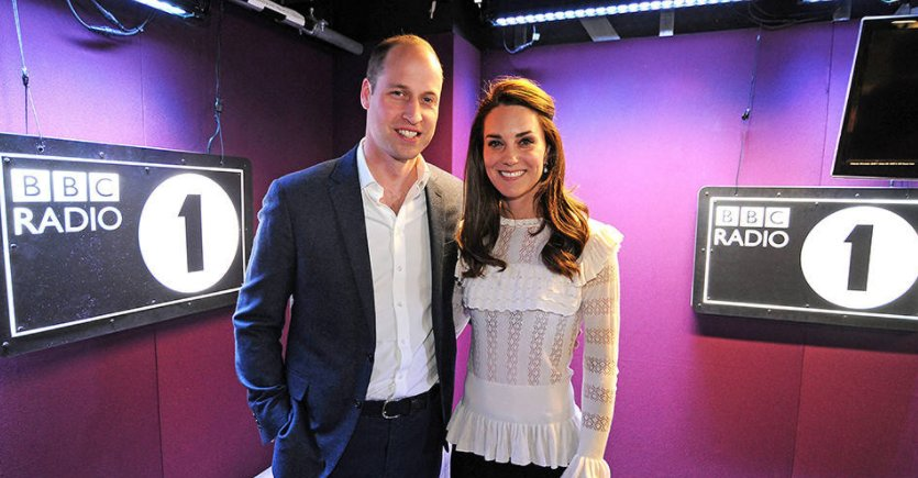 Prince William and Kate Middleton love Game of Thrones. Royals, they're just like us.