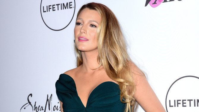 Blake Lively tells off reporter for asking about fashion at Variety's PowerofWomen event