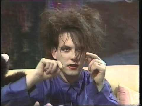 Happy birthday robert smith, a true goth legend!