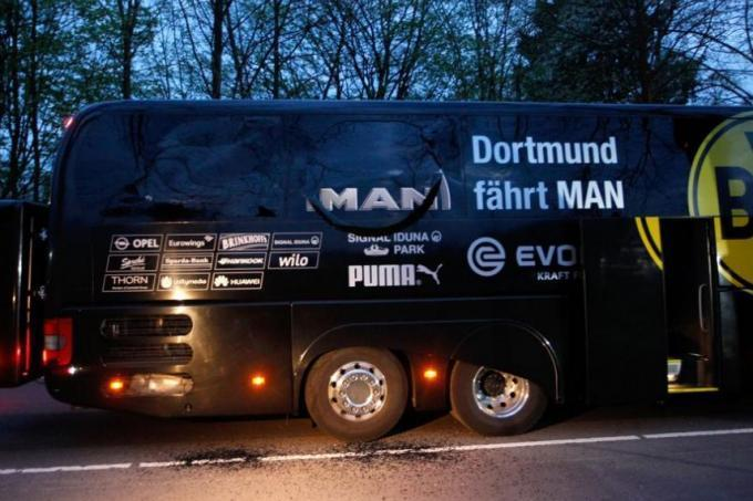 Suspect in German soccer bus attack wanted to profit on stocks