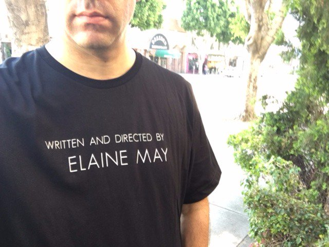 Happy Birthday Elaine May.