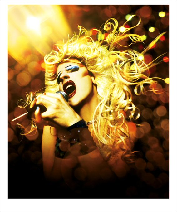 Happy birthday to the fabulous John Cameron Mitchell!   out now!