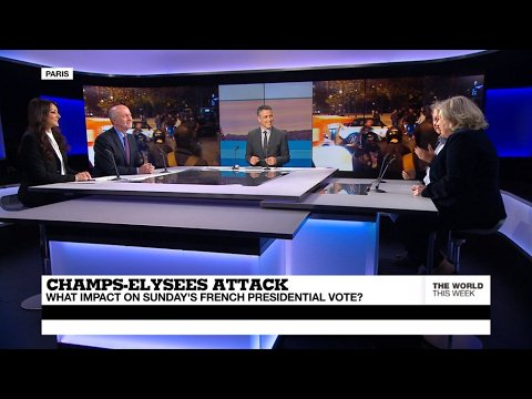 VIDEO -  Champs-Elysées Attack: What impact on Sunday's Election? (part 1)