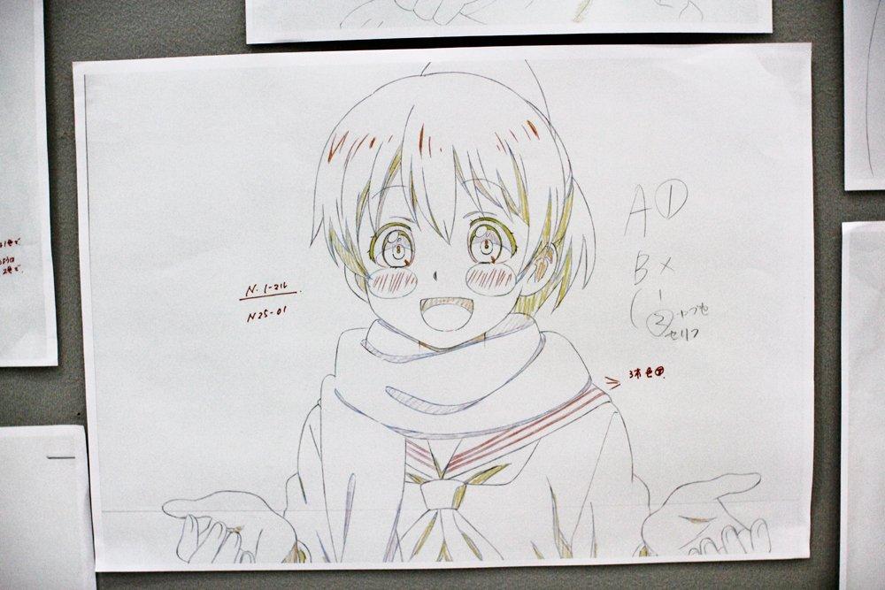 [過去の投稿] 『恋愛ラボ』展示イベント~私立藤崎女子中学校生徒会室 特別公開~に行ってきた