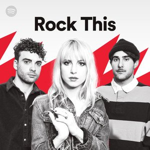 thanks @Spotify for putting us on the Rock This playlist! let's rock, let's rock... today. ����https://t.co/CTQ9vdfl2f https://t.co/zqBNs6UlzK